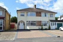 RHODRONS AVENUE semi detached property for sale