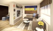 Studio apartment for sale in Falconwood Court...
