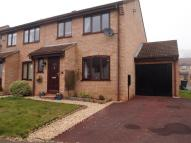 semi detached house in Kirke Grove, Taunton...