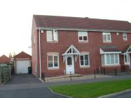 semi detached property to rent in Severn Drive, Taunton...