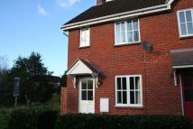 2 bed semi detached house to rent in Cranes Close, Taunton...