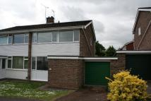 semi detached property to rent in Laburnum Road...