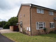 2 bed semi detached home in Ryburn Close, Taunton...
