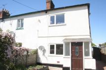 2 bed semi detached property in Doniford Road, Watchet...