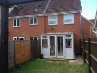 Terraced home to rent in Cranes Close, Taunton...