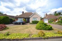 3 bed Detached Bungalow in Bushey Heath