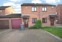 2 bedroom semi detached property in Samson Court, Ruddington