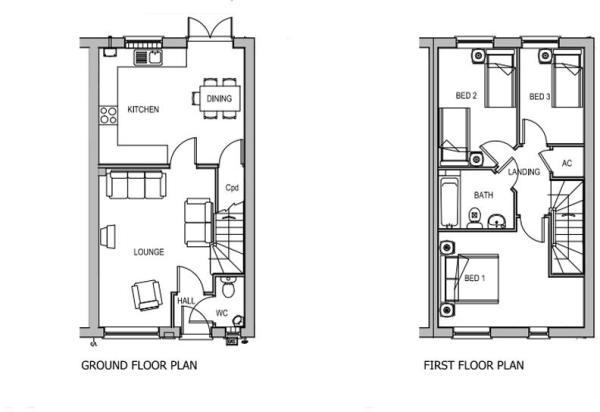Floor Layout- Type D