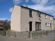 End of Terrace home for sale in Castle Court, Lossiemouth