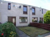 Terraced house in Councillors Walk, Elgin