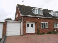semi detached property for sale in Churchway Piece...