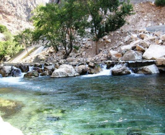 Kemers river