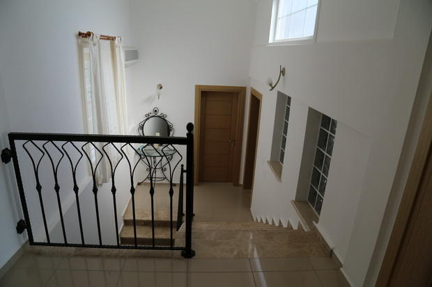 Stairs / hallway
