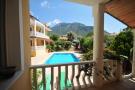 Balcony terrace view