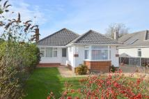 Bungalow to rent in Shapland Avenue...