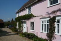 2 bedroom semi detached home in Clare, Sudbury, Suffolk