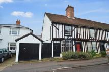 3 bed End of Terrace home in Clare, Sudbury, Suffolk