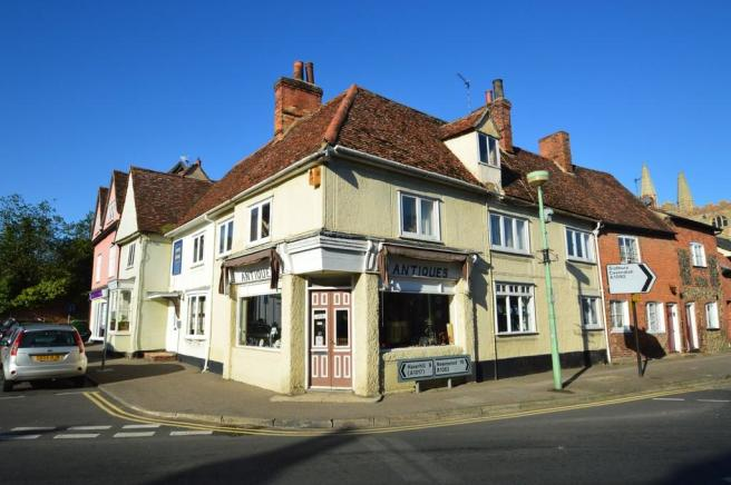 Property For Sale In Clare Suffolk