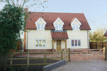 4 bedroom new house in Long Melford, Sudbury...