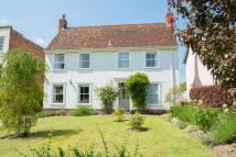 Detached house in The Green, Long Melford...
