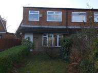 semi detached property to rent in Barlow Fold Close, Bury...