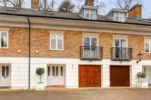 3 bed Terraced house to rent in Kingston Hill Place...