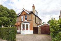 5 bed semi detached home for sale in Munster Road, Teddington...