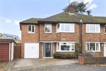 4 bedroom semi detached house for sale in Halliford Road...
