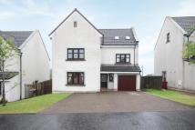 Detached house in Station Gate, Glassford...
