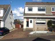 3 bed semi detached home in Spinningdale, Stonehouse...
