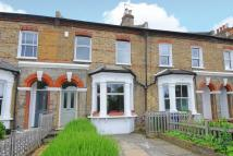 Terraced house in Friern Road, East Dulwich