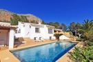 Villa for sale in Montgo, Javea, Alicante...