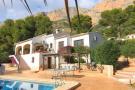 4 bed Villa in Montgo, Javea, Alicante...