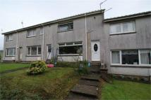 Terraced property in Ashkirk Road, Strathaven...