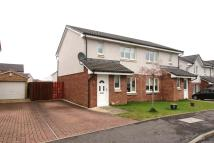 semi detached home for sale in Bluebell Wynd, Wishaw...