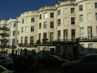 Studio apartment in Brunswick Place, Hove