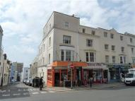 Studio flat to rent in A, Western Road, Hove