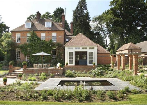 7 bedroom house for sale in woolton hill newbury for 7 bedroom house for sale