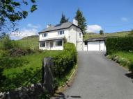 Detached property in Capel Curig, Conwy