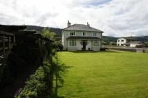 4 bed Detached property for sale in Betws Road, Llanrwst