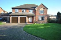 5 bed Detached house in Brook Lane, Loughborough