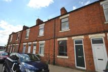 Terraced property in Empress Road...
