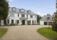 5 bedroom Detached property for sale in Harebell Hill, Cobham...