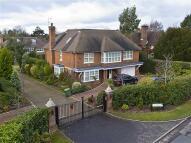 Detached house in Fairmile Lane, Cobham...