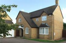 4 bed Detached house in Clark Crescent...