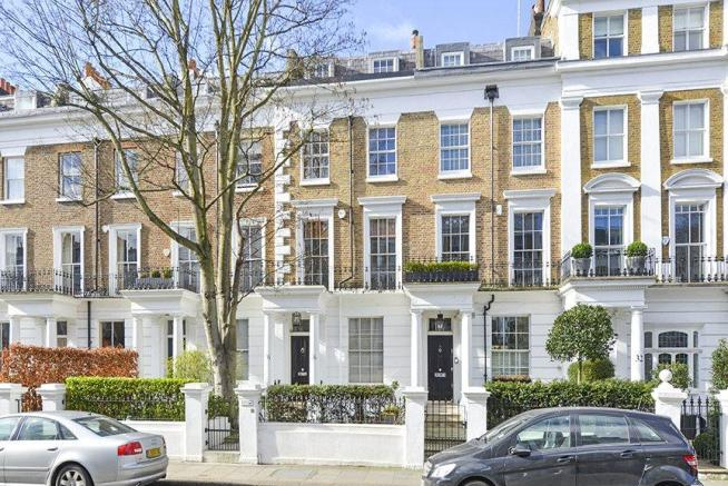 4 bedroom house for sale in drayton gardens chelsea for Chelsea apartments for sale