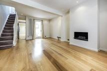 semi detached home in Kenway Road, London, SW5
