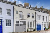 Mews to rent in Manson Mews, London, SW7