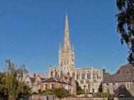 Flat in The Close , Norwich  ,