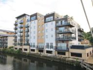 Flat to rent in Cannon Wharf...